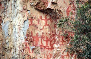 Zuojiang Huashan Arte rupestre Paesaggio culturale di Zuojiang Huashan