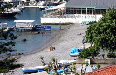 Spiaggia del Porto di Amalfi