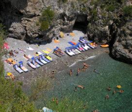 Spiaggia 'O 'Rarone