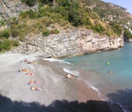 Spiaggia La Porta