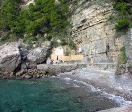 Spiaggia della Gravitella