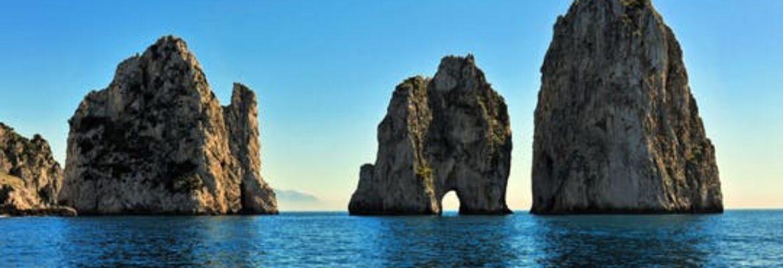 Escursione in barca privata da Salerno a Capri