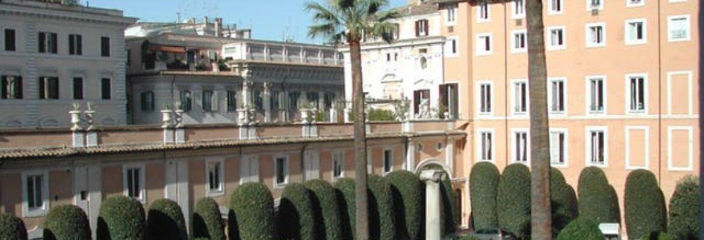 Biglietti per la Galleria Colonna