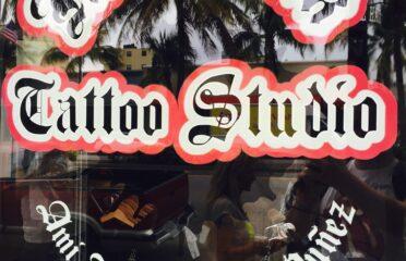 Love Hate Tattoo Studio