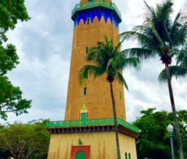 Torre dell'acqua Alhambra