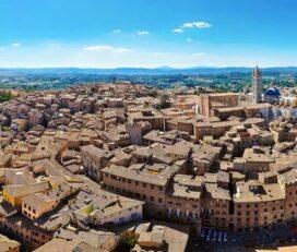 Tour guidato a piedi di Siena