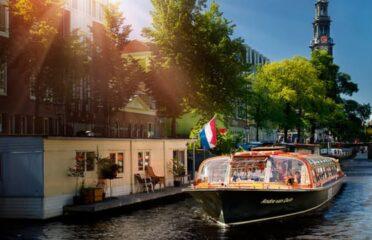Ingresso al Museo di Van Gogh e crociera sui canali di Amsterdam