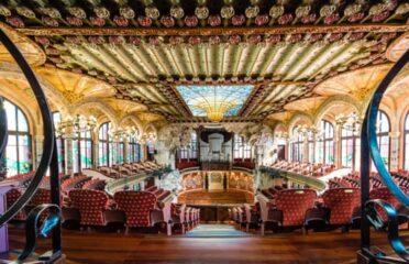 Visita guidata del Palau de la Música Catalana a Barcelona