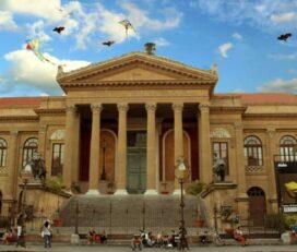 Visita mattutina a piedi di Palermo: sovrani e  popolo