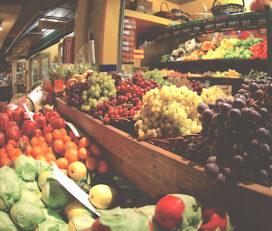 Original Farmers Market di Los Angeles
