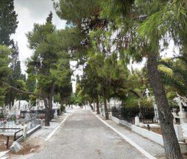 Primo Cimitero di Atene