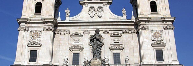 Statua di Maria