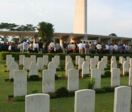 Memoriale di Guerra di Kranji