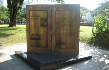 Ex Monumento dell'Esercito Nazionale Indiano