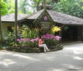 Giardino Nazionale delle Orchidee