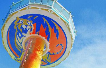 Torre del cielo della tigre