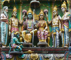 Tempio Sri Krishnan