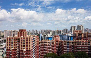 Fuori dal tour della città di Singapore