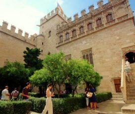 Tour della seta di Valencia