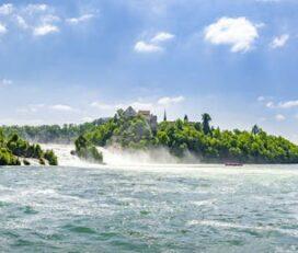 Tour di mezza giornata alle cascate del Reno di Stein am Rhein e Schaffausen da Zurigo