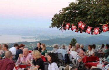 Gita al tramonto a Zurigo con fonduta di formaggio