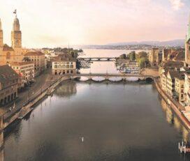 Tour di Zurigo con crociera e degustazione di cioccolato