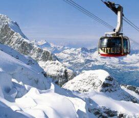 Escursione sul ghiacciaio e al monte Titlis da Zurigo