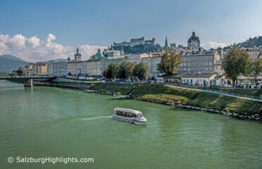 Tour della città degli autobus anfibio con il concerto del Best of Mozart Fortress e cena panoramica