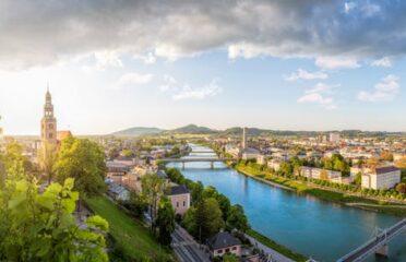Tour in autobus della città e Salzburg Card