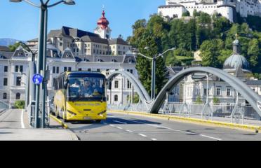 Autobus turistico della città di Salisburgo, uno o due giorni
