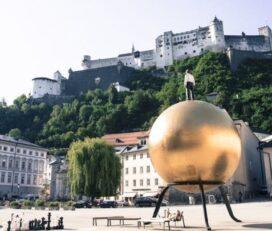 Tour privato di arte moderna Salisburgo