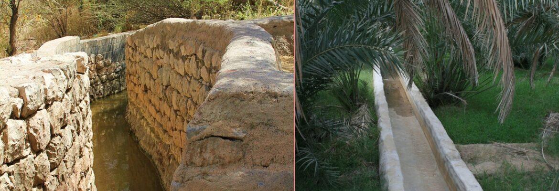 Aflaj Sistema d'irrigazione dell'Oman