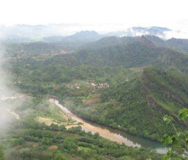 Monte Wuyi