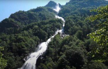 Cascata della Val Fondra